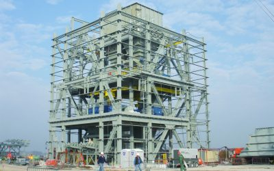 Utilizing Access Steel with Structural Steel Construction